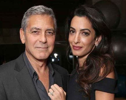 George and Amal Clooney donate $100,000 to help Immigrant Children who have been separated from their families