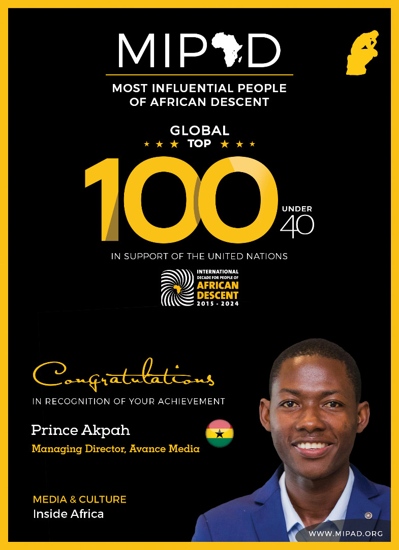 12 Ghanaians named among 2019 100 Most Influential People of African Descent Under 40