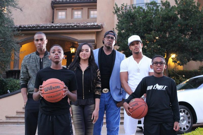 Meet Master P Handsome Miller Family! Video