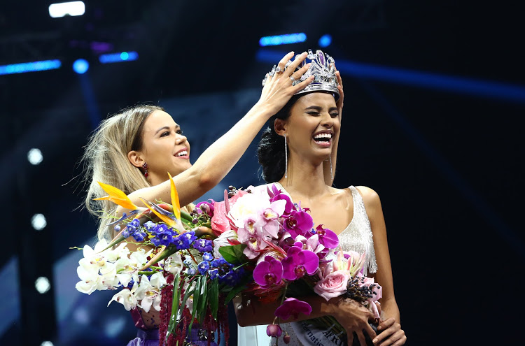 The Miss SA 2018 crown goes to Tamaryn Green