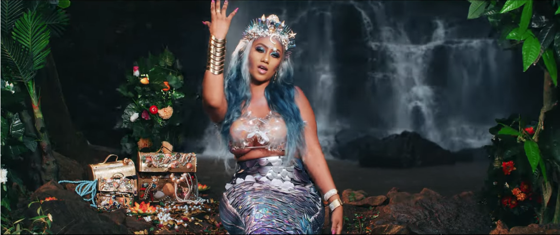 Hajia 4Reall Drops A New Video Titled Fine Girl