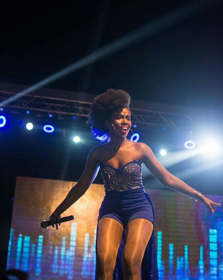 MzVee Caps a fantastic Year with an Awesome Concert