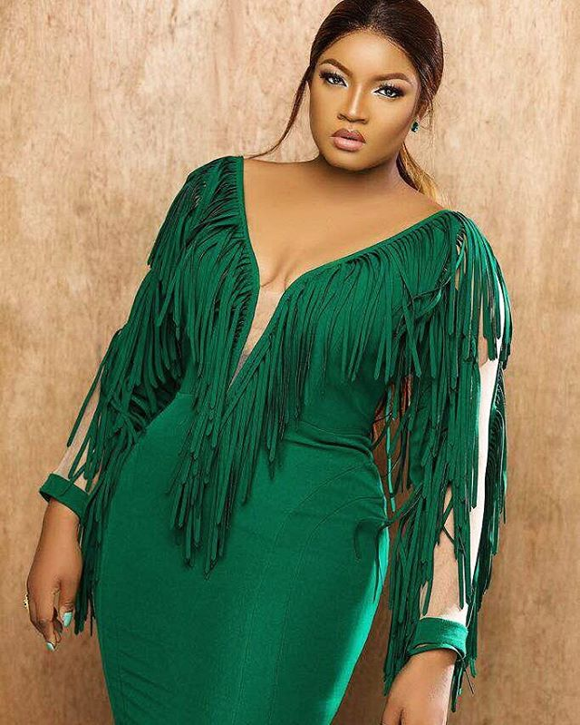 Omotola Jalade Wrote An Appreciation Letter To Herself Back.