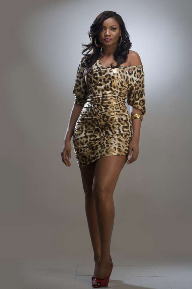 Check Out The Greatest Good News For Omotola Jalade Career,
