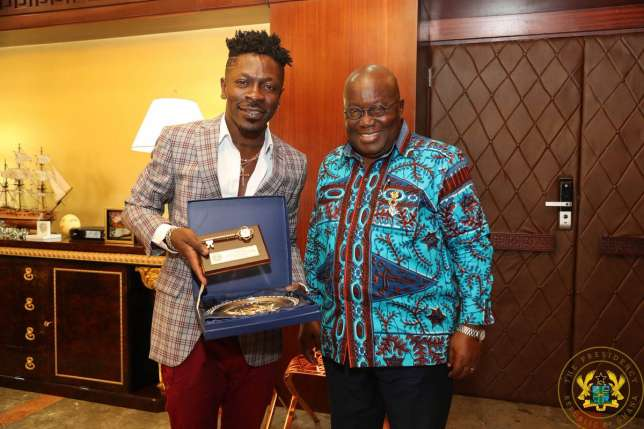 How Shatta Wale's visit to the Presidency stains Ghana's highest office; and a probable end for all others in the industry