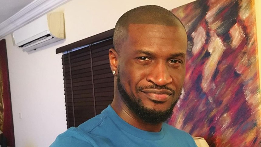 Watch Peter Okoye Of Psquare Giving Angry Motivation Speech To The Super Eagles.