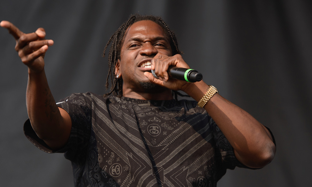 Pusha T Lashes Back Drake In a diss track called