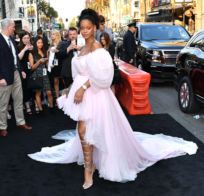 Rihanna Stuns At The Premiere Of Valerian And The City Of A Thousand Planets