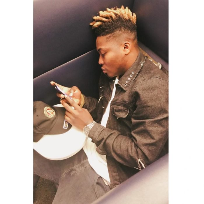 Reekado Banks Quits Relationship With His Girlfriend