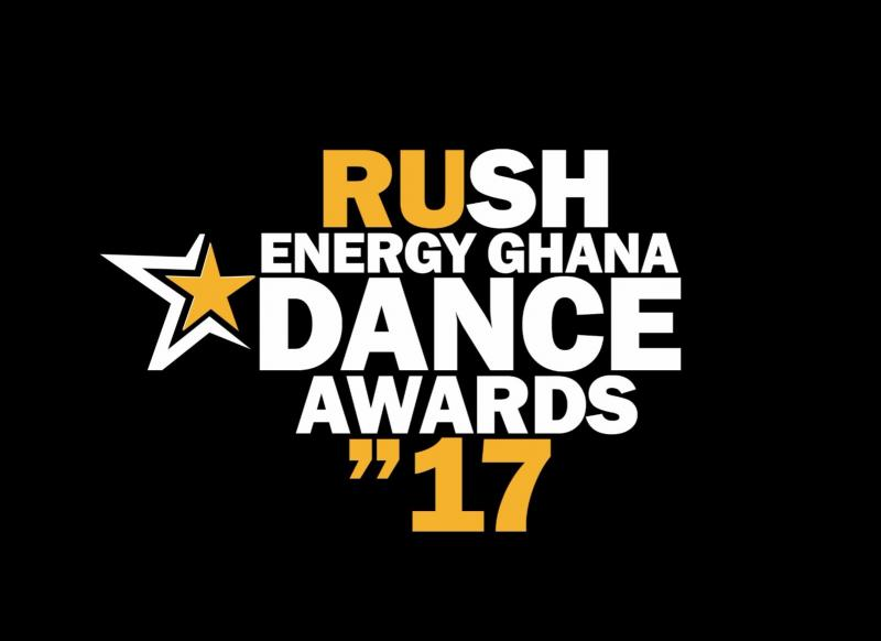 Rush Energy Ghana Dance Awards 2017 slated for July 9