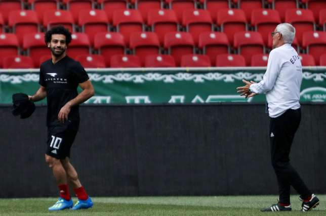 Salah 'almost 100%' certain to play in Egypt opener - coach