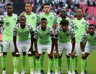 Super Eagles have lost nearly $300k match bonus after losing to Croatia