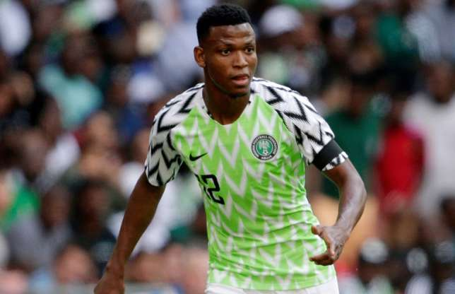 Super Eagles star in the news for allegedly beating his wife