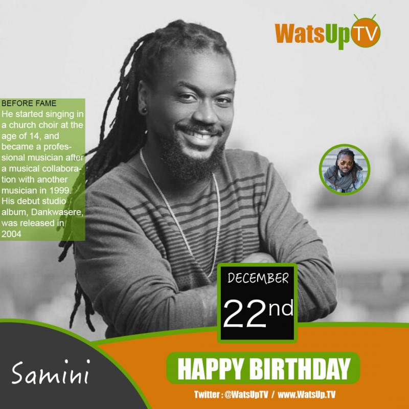 Happy birthday samini