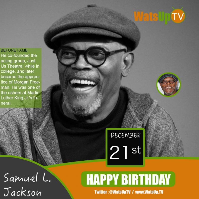 Happy birthday samuel l jackson
