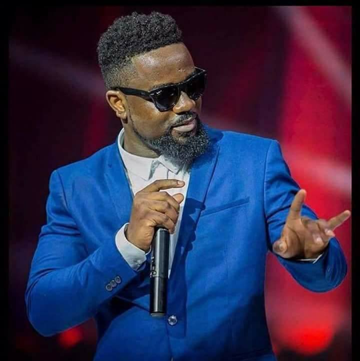 Sarkodie wins Sound City MVP Awards with 'Pain Killer'