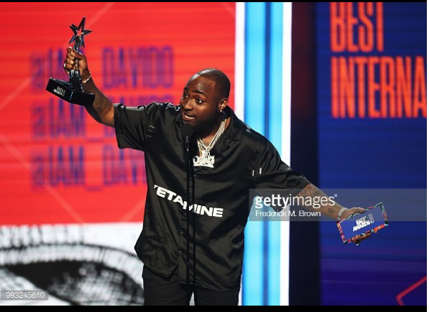 BET Awards winners