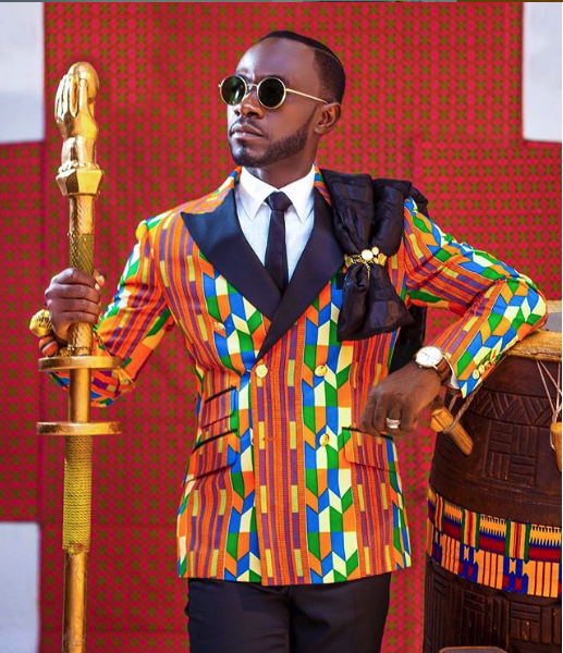 See These Insane Royal Photos Of Ghana Rap Doctor Okyeame Kwame