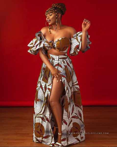 (Photos) See How  Amazingly Beautiful Was Yemi Alade On Her Birthday