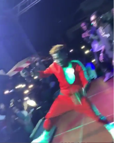 Video Shatta Wale Amazing Hammer Time Dance Skill (No Wale No Show)