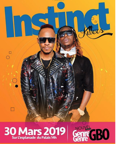 Instinct Killers Genre Genre Gbo Nouvel Album Sortie officiaelle 30 Mars 2019