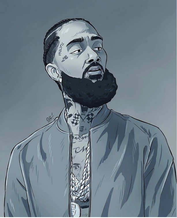 Nipsey Hussle To Be Immortalized By The City Of Los Angeles