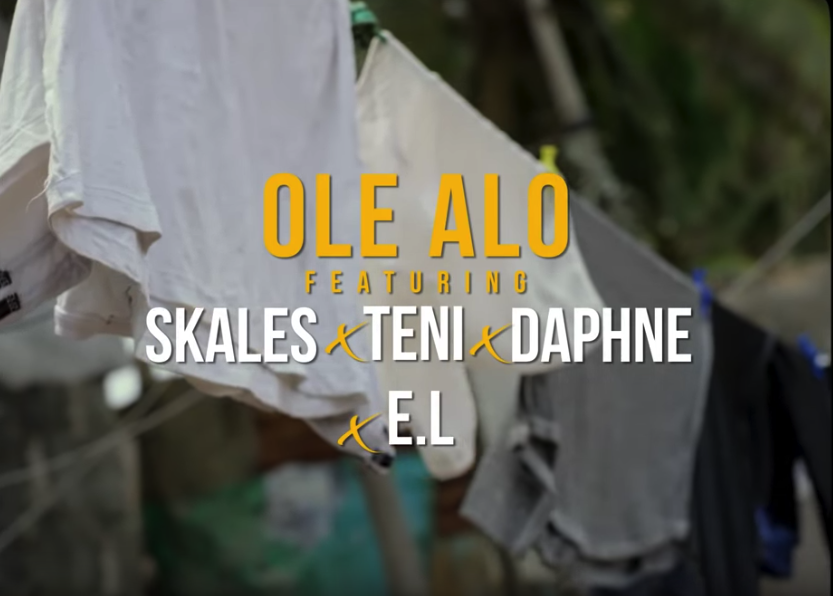 New Banger Alert! Ole Alo By The Unstoppable Dj Sly Feat EL x Teni x Skales X Daphne