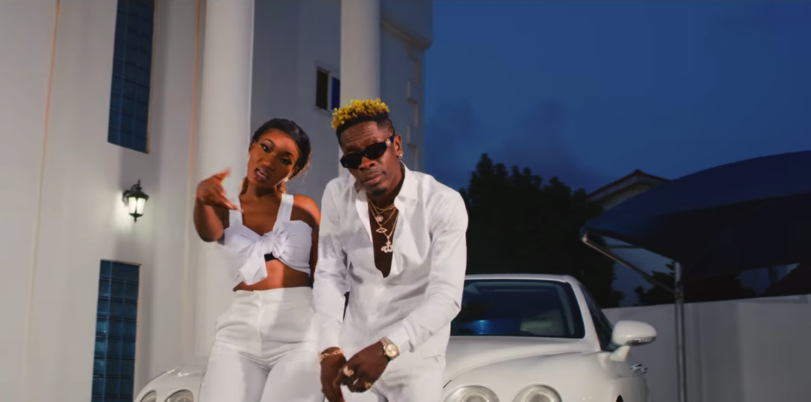 Stevie Wonder By Wendy Shay feat Shatta The Most Anticipated Video In Ghana Right now