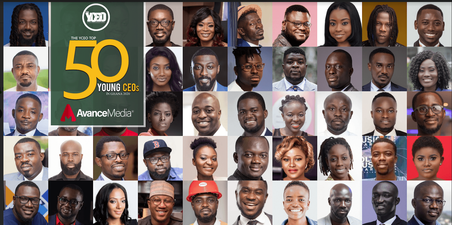 Shatta Wale, Stonebwoy & Samini named among 2020 Top 50 Young CEOs in Ghana