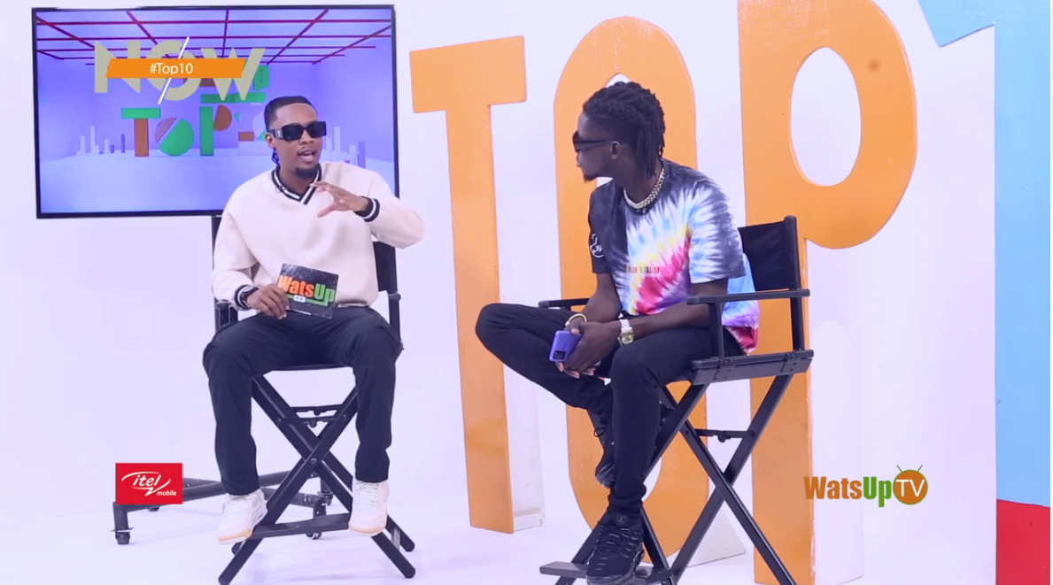 "ALL YOU NEED TO KNOW ABOUT KUAMI EUGENE'S NEW ALBUM "" SON OF AFRICA"" ON WATSUP TV TOP 10 SHOW"