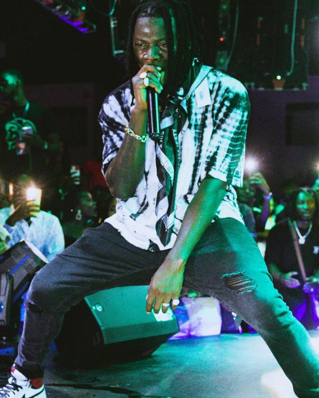The Bhim nation Wants Stone Bwoy To Drop A Dancehall Song As His First 2021 Song