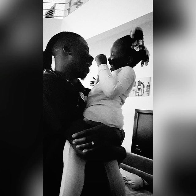 Stonebwoy's Daughter Jidula Sings Happy Birthday To Her Grandma. (Video)