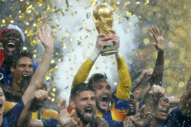 France set for heroes' welcome after thrilling World Cup win