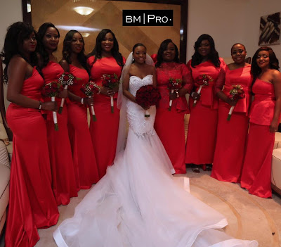 First Photos Of The Stunning Bridal Looks Of Billionaire Daughter, Oyinda Adenuga, At Her White Wedding