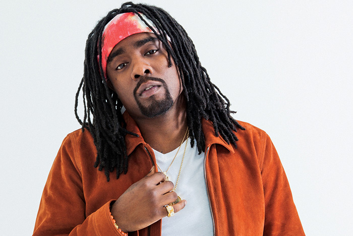 Wale believes his dark skin prevents him from having success in rap