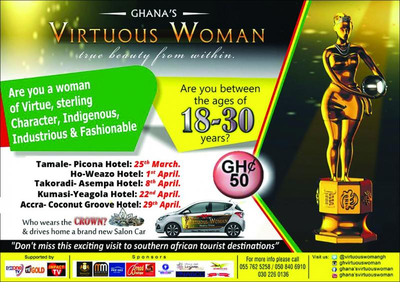 Ghana's Virtuous Woman reality show