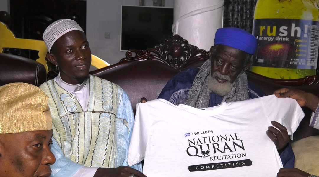 National Chief IMAM Endorses The 2019 Twellium National Quran Recitation Competition