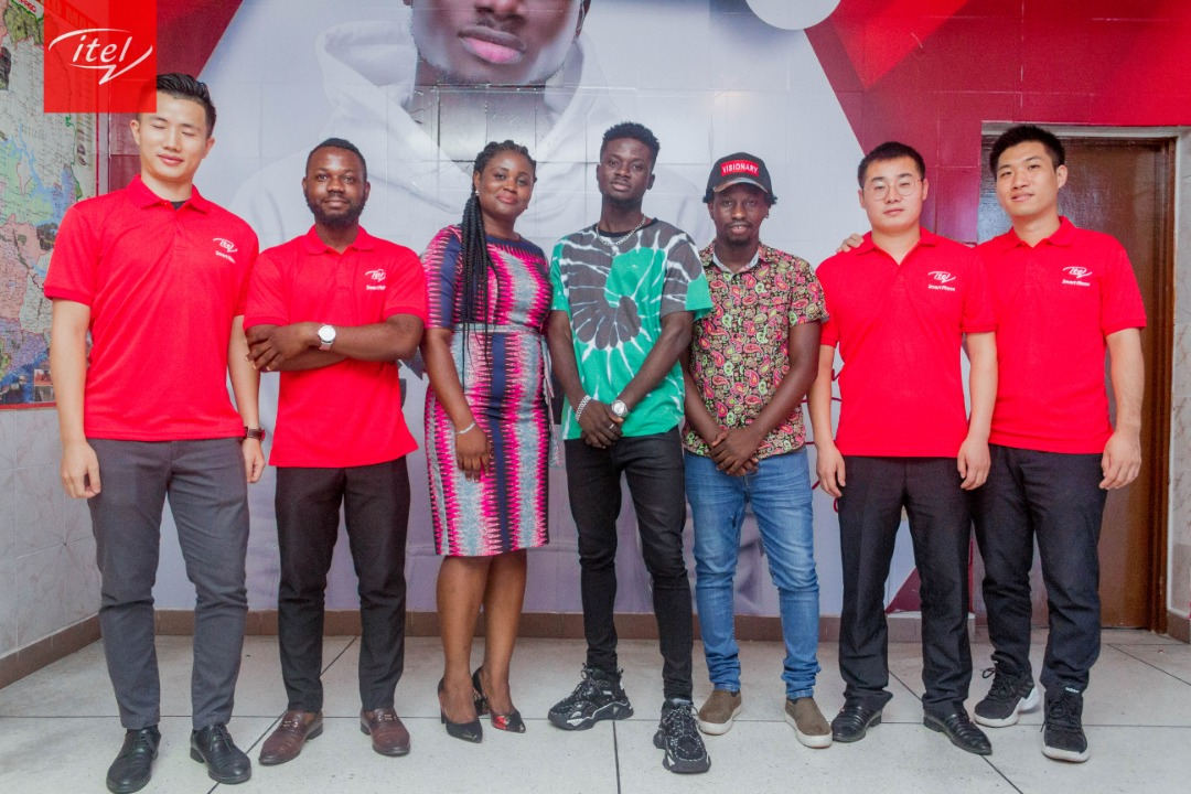 KUAMI EUGENE LANDS AMBASSADORIAL DEAL WITH ITEL MOBILE