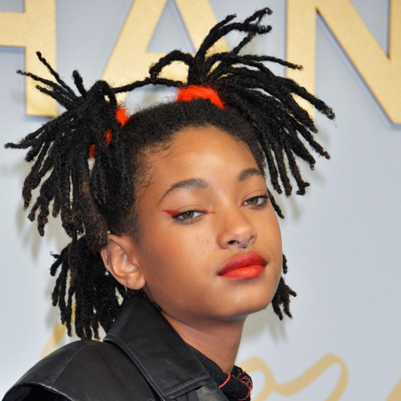 Willow Smith used to self-harm