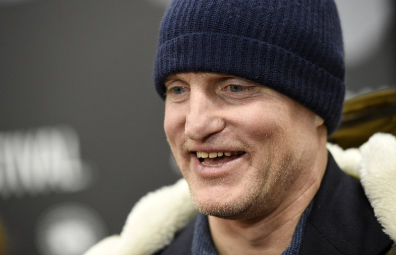 Woody Harrelson has given up pot