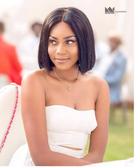 Yvonne Nelson Says She's Not Ready To Marry Her Baby Daddy And We Think She's Lying Through Her Teeth