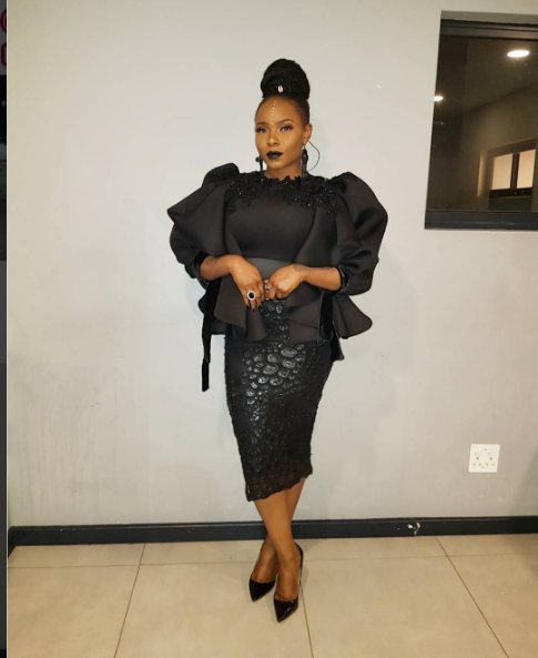 See yemi alade stunning church outfit and ride to church.