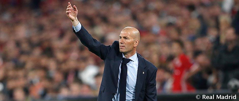 Zinedine Zidane resigns as Real Madrid manager - days after Champions League success