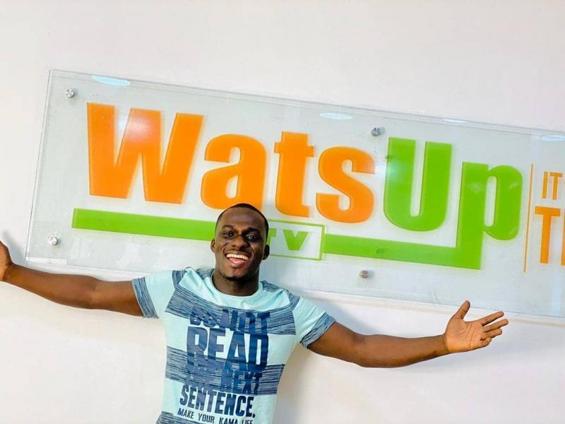 I'm getting married on my Next Birthday - ZionFelix discloses on WatsUp TV