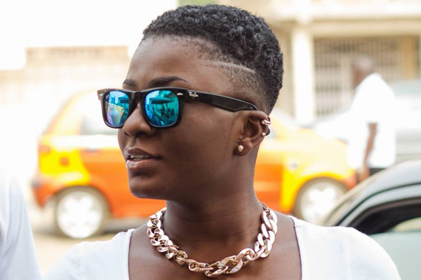 Fans call Ahuofe Patri's 'ugly' for her look in latest photo