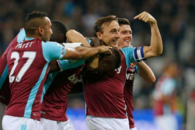 Chelsea Out!!! West Ham oust rivals Chelsea to reach quarters