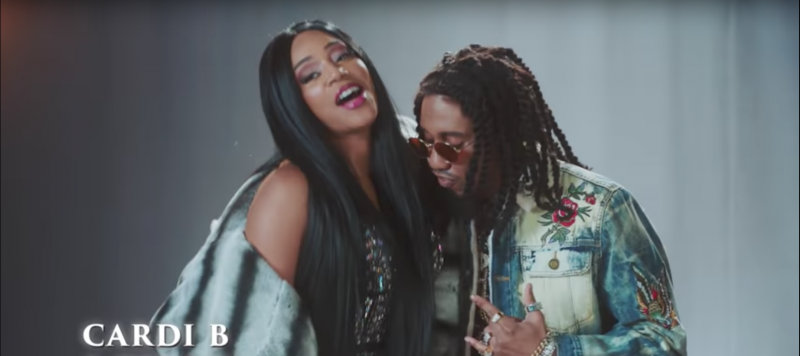 Cardi B Shares Sweet Photo With Offset at a Doctor's Visit With Their Daughter Kulture
