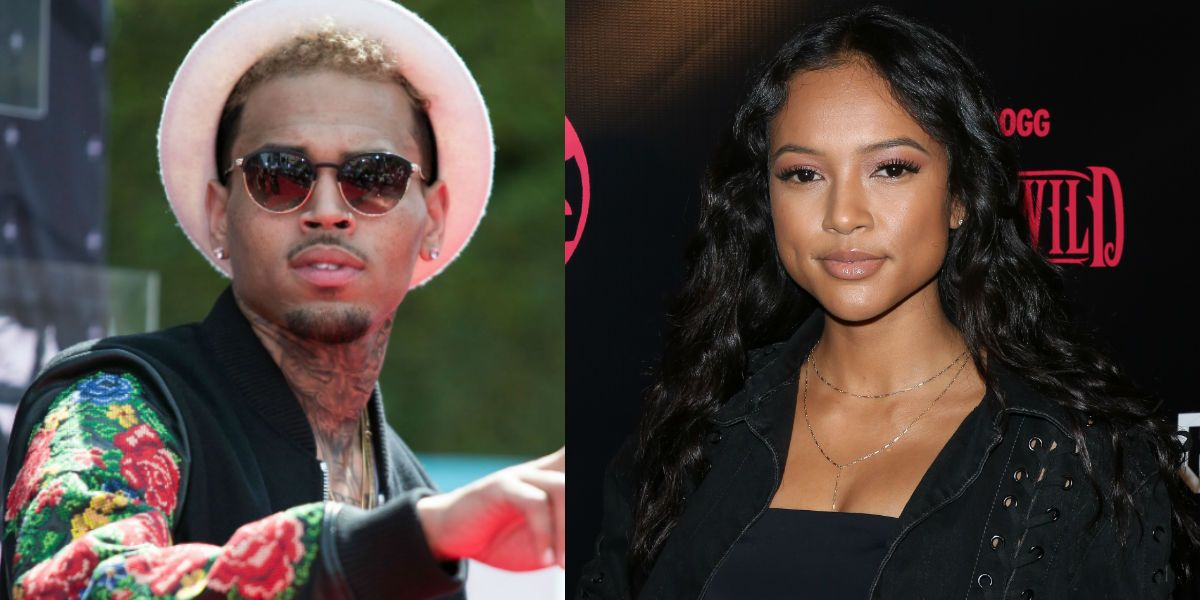 Chris Brown: After Rihanna, he's missing Karrueche Tran now ...