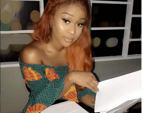 I'm Ready For You With My 6 Pacs, Rosemond aka Akuapem Poloo Dares Efia Odo (+Video)
