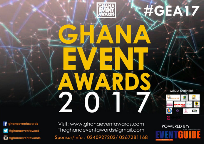 Ghana Event Awards announces nominees